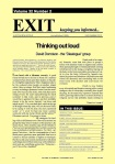 Exit NL Front Cover