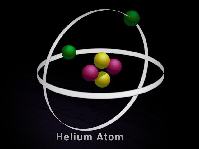 Heliumatom