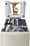 Nitrogen cylinder head